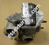 NEW BMW Turbo with Electronic Actuator – 742730-5018S - 11657790308 2