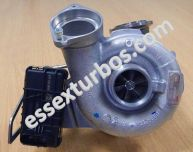 Turbochargers for BMW